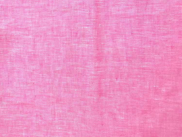 Feinleinen Stoff Formentera aus 100% reinen Leinen von Hilco in rosa