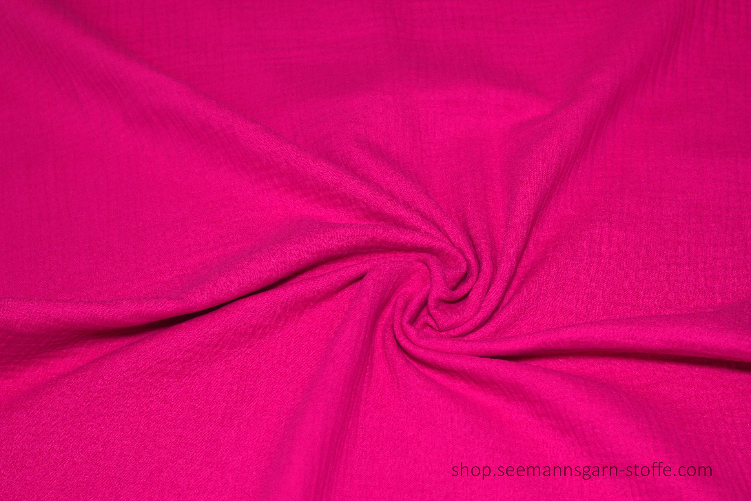 Musselin - pink