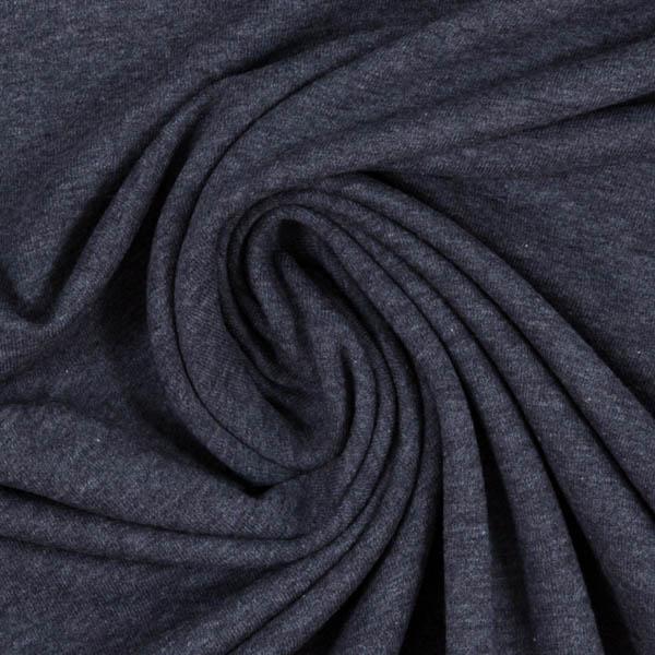 Sweat - Eike melange in dunkelblau von Swafing