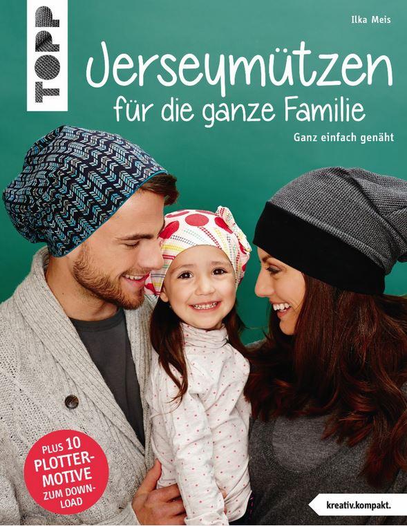 Buch - Jerseymützen für die ganze Familie - kreativ.kompakt.