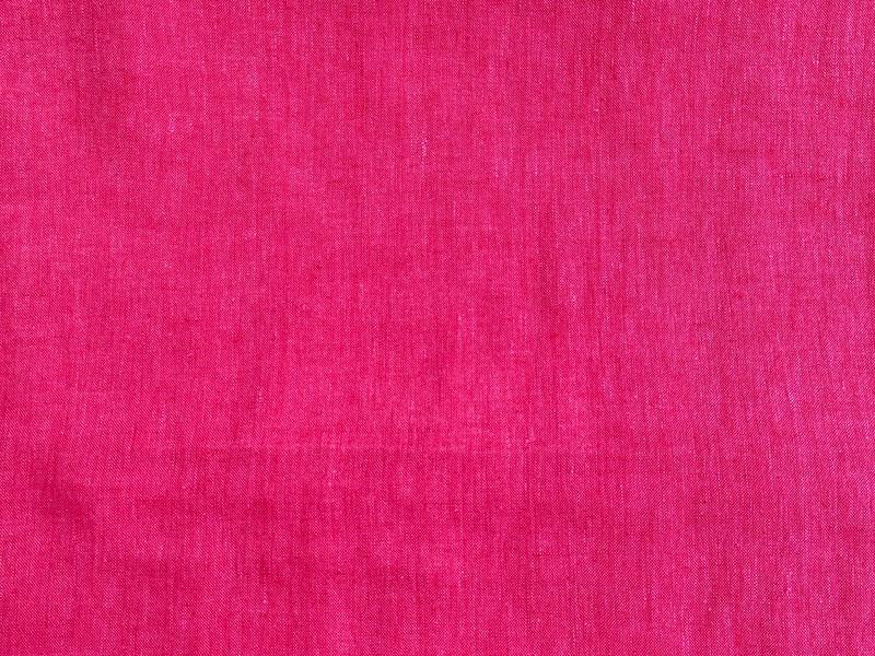 Feinleinen in rot/pink von Hilco