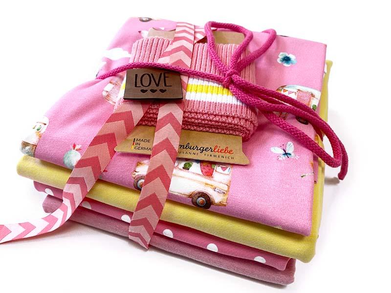 Stoffpaket Mini Cotton Candy von SEEMANNSgarn