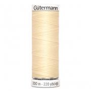 Allesnäher 200 m Garn Farbe 610 von Gütermann