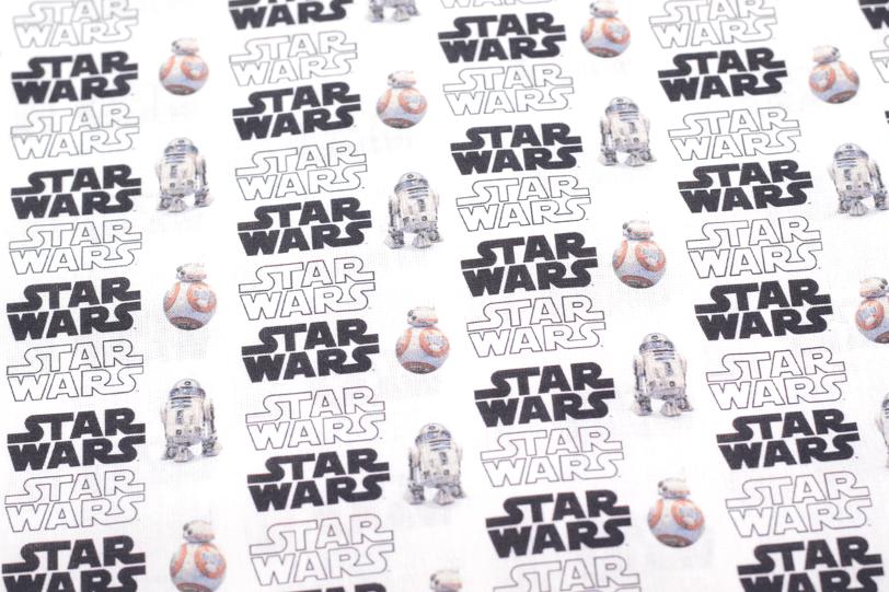 Baumwolle mit Star Wars Design