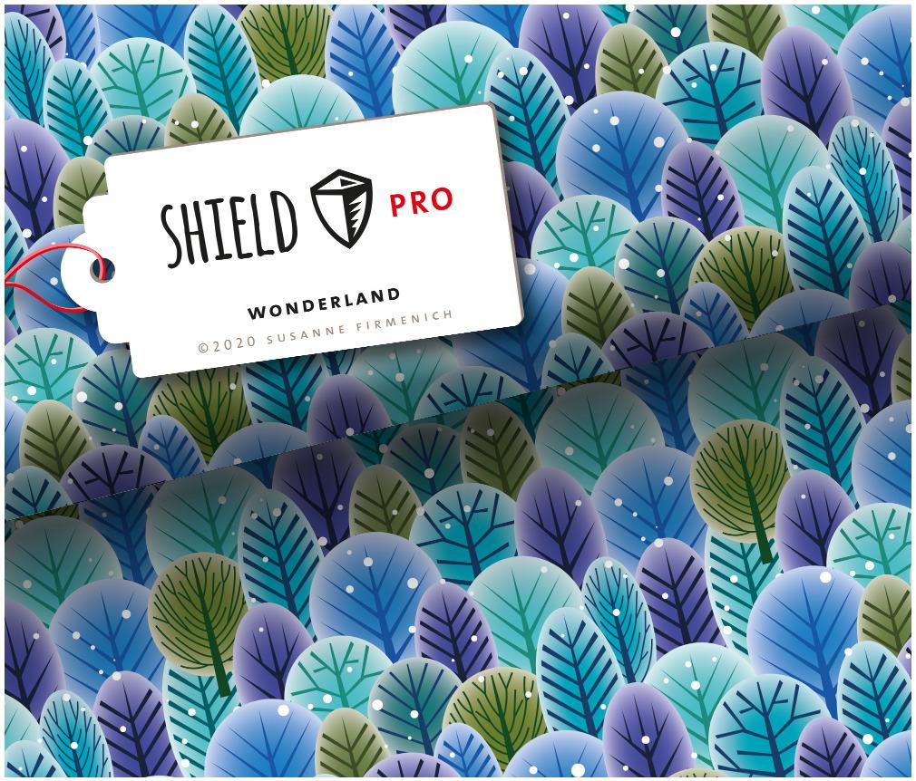 Jersey Shield Pro - Wonderland | Hamburger Liebe & Albstoffe