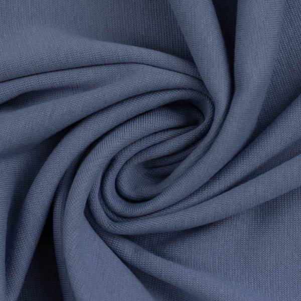 Schlauchware Bündchen in blau | SWAFING