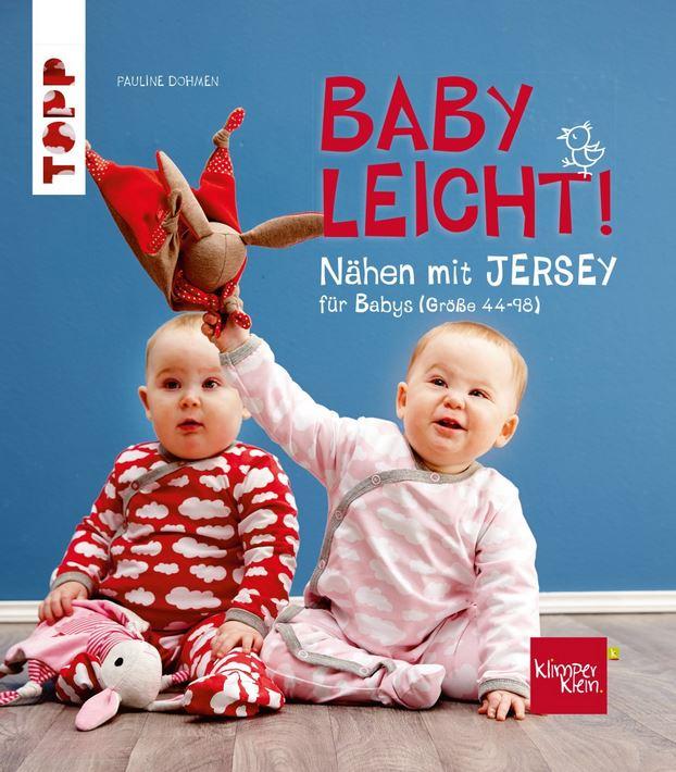 Buch - Nähen mit Jersey - babyleicht!  - klimperklein