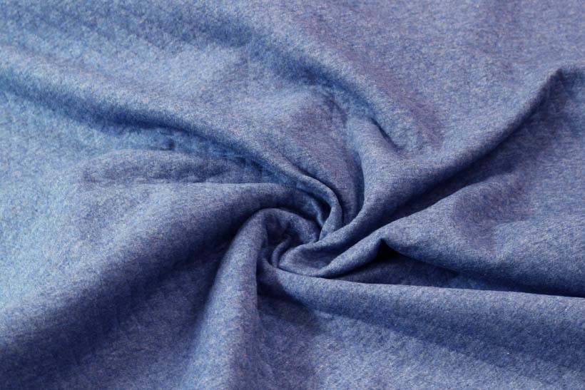 Stepper - Signe melange in rauchblau von Swafing