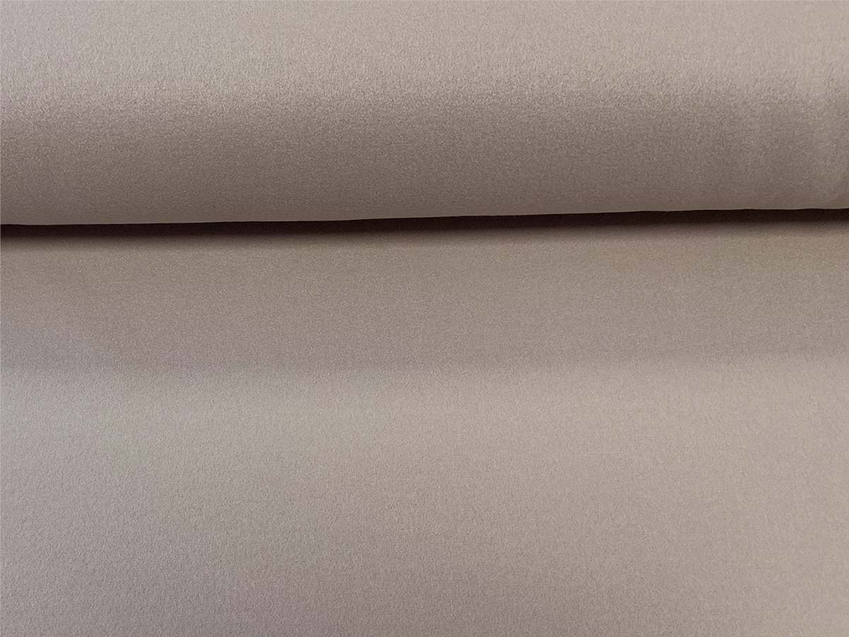 Mantelstoff - Softcoat in beige