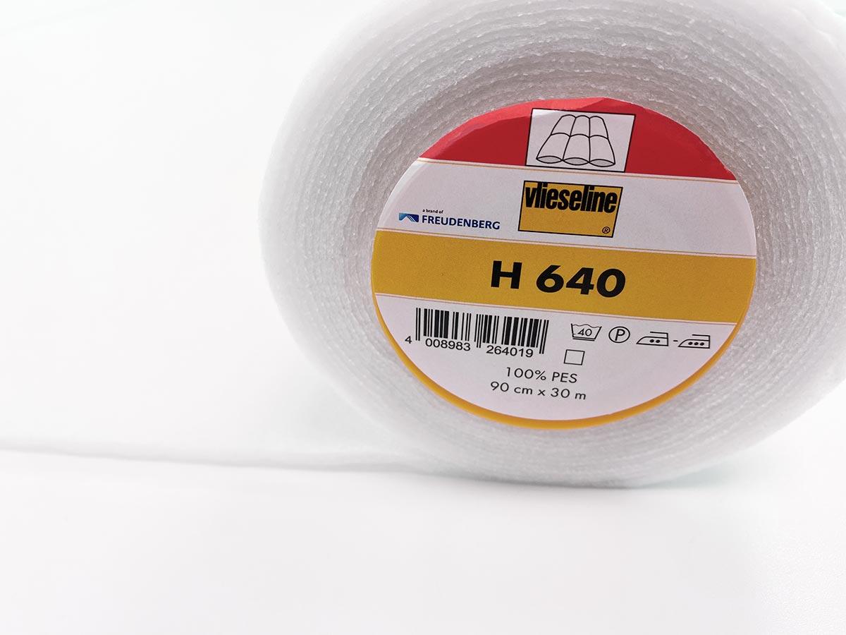 Volumenvlies H 640 - weiß - Vlieseline