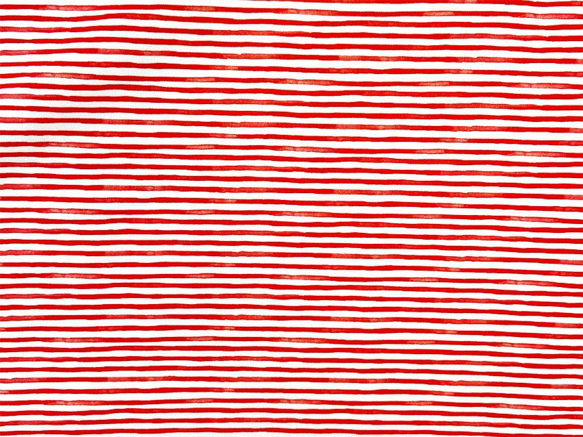 Jersey - Captain Stripe in rot | Hilco