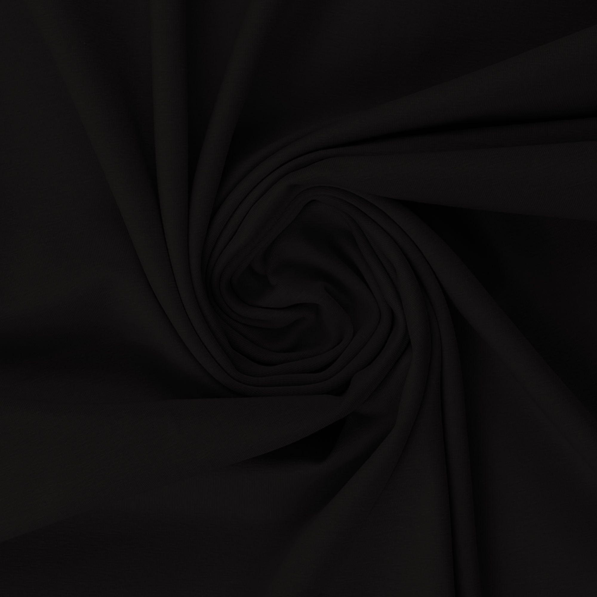 Weicher Jersey in schwarz von Swafing!