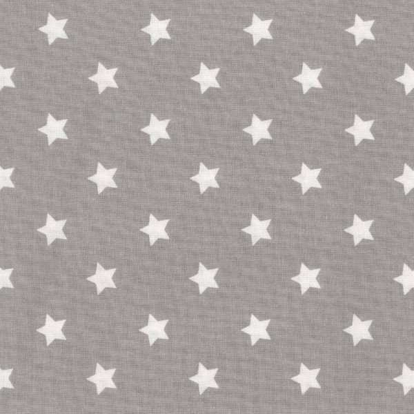Wachstuch - Star Big Grey | Au Maison