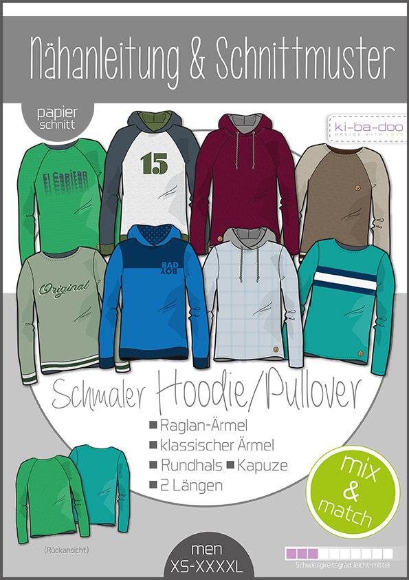 KI-BA-DOO Mix&Match Hoodie/Sweater für Herren
