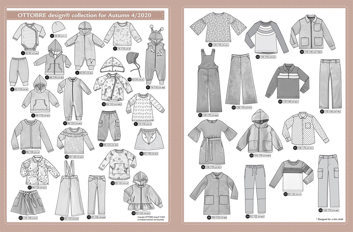 OTTOBRE design® kids 4/2020