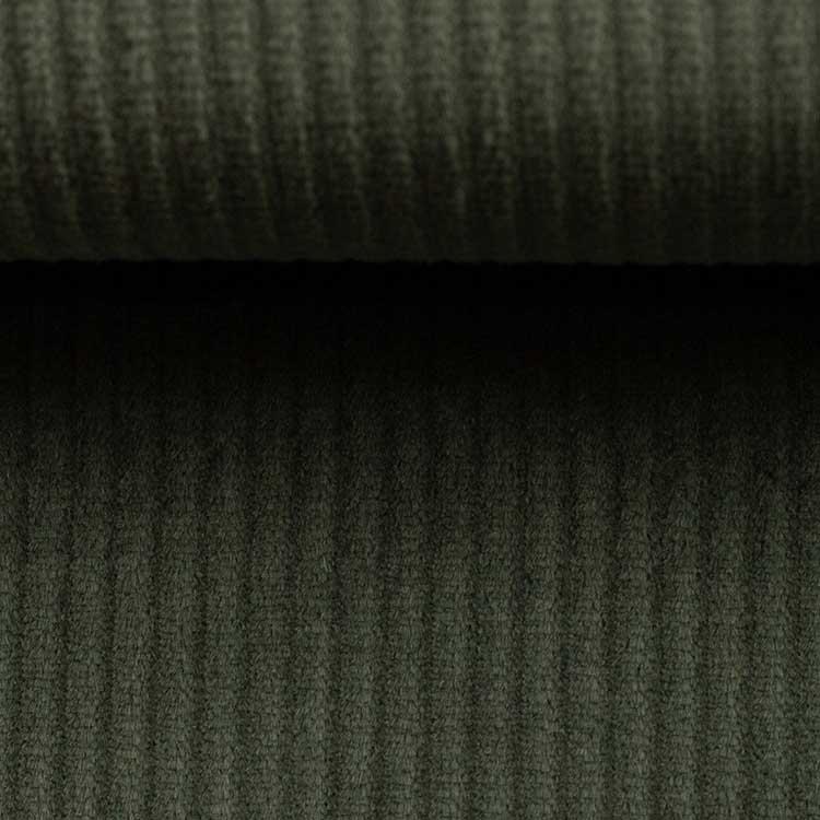 Breitcord in khaki von  Swafing