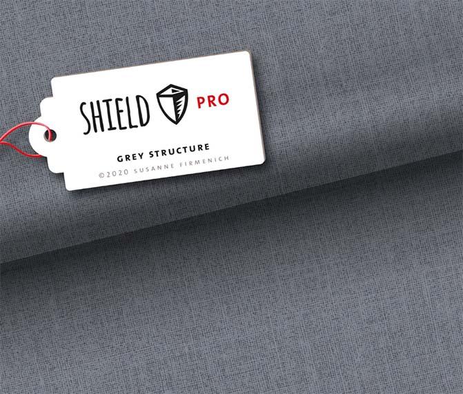 Shield Pro Jersey Uni Structure von Hamburger Liebe und Albstoffe