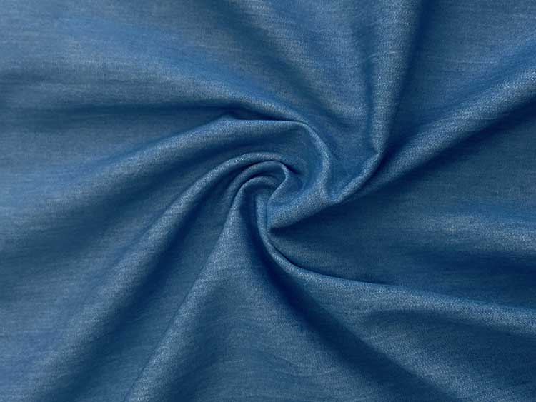 Baumwoll Webware Chill Jeans in blau von Hilco
