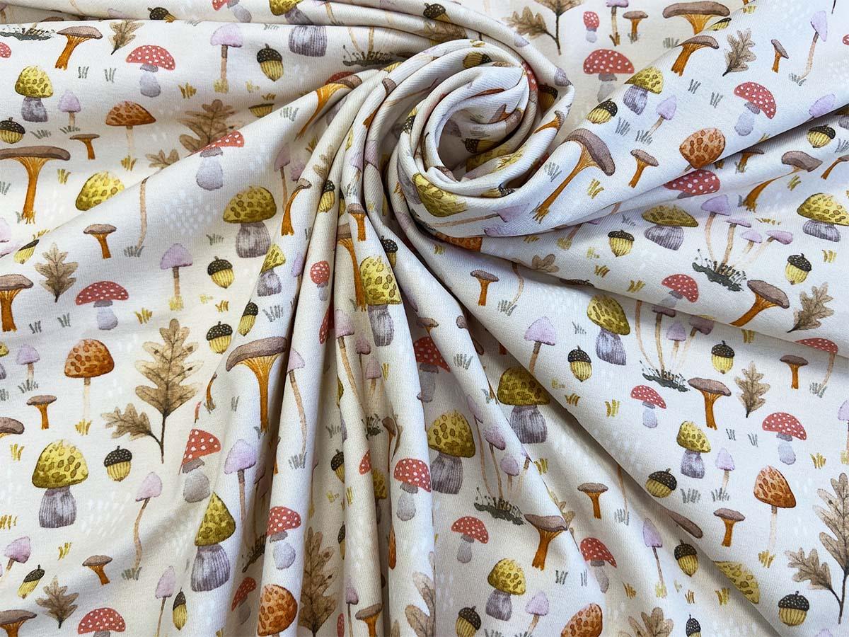 "Jersey - ""Autumn Champi"" in beige  | Hilco"