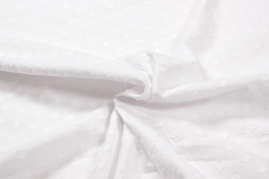 Weiße Baumwolle Atrium von Hilco