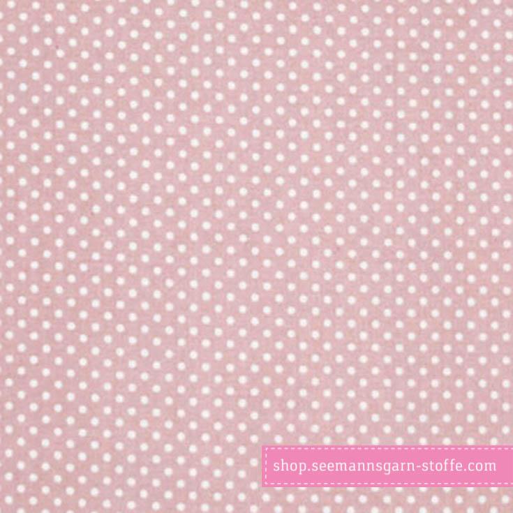 Wachstuch - Oilcloth Dots Lavender