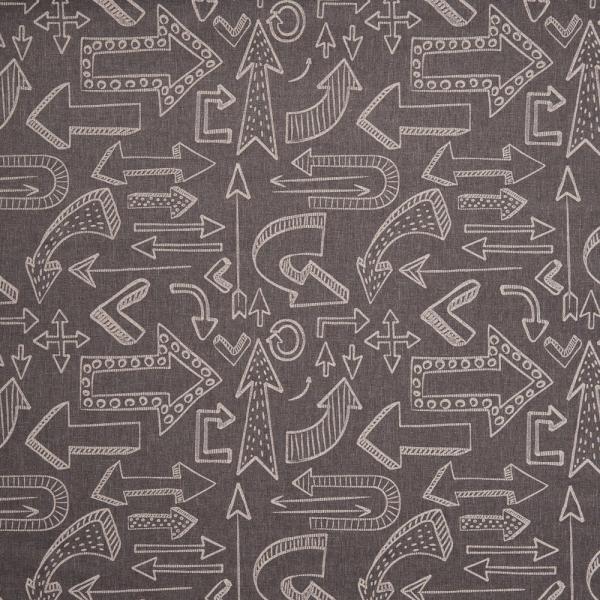 Softshell - Pondero Pfeile grau reflektierend von Swafing