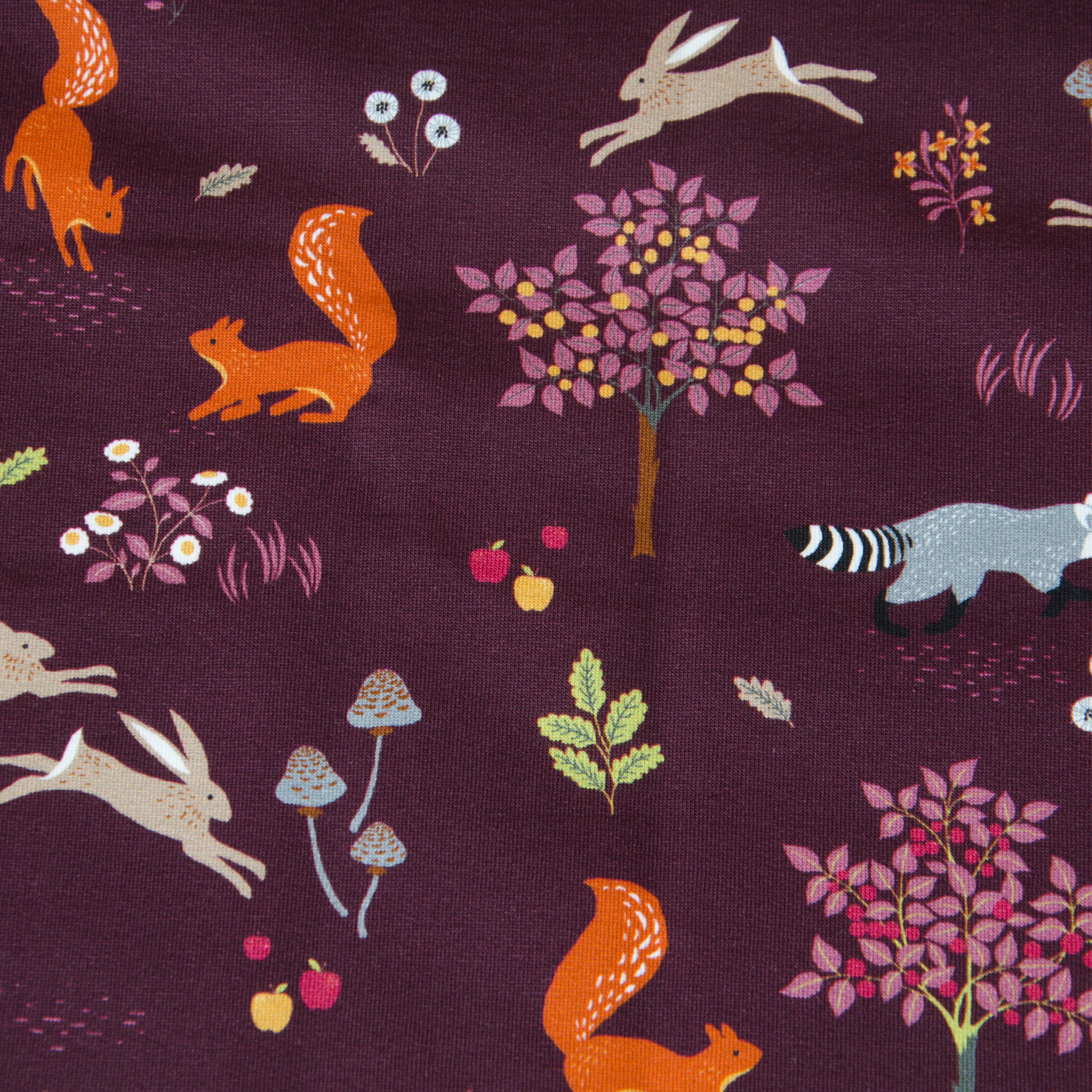 Sweat - Animals in the Forest von Hilco