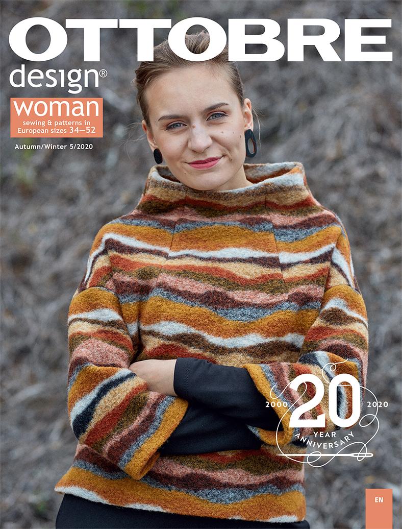 OTTOBRE design® woman 5/2020