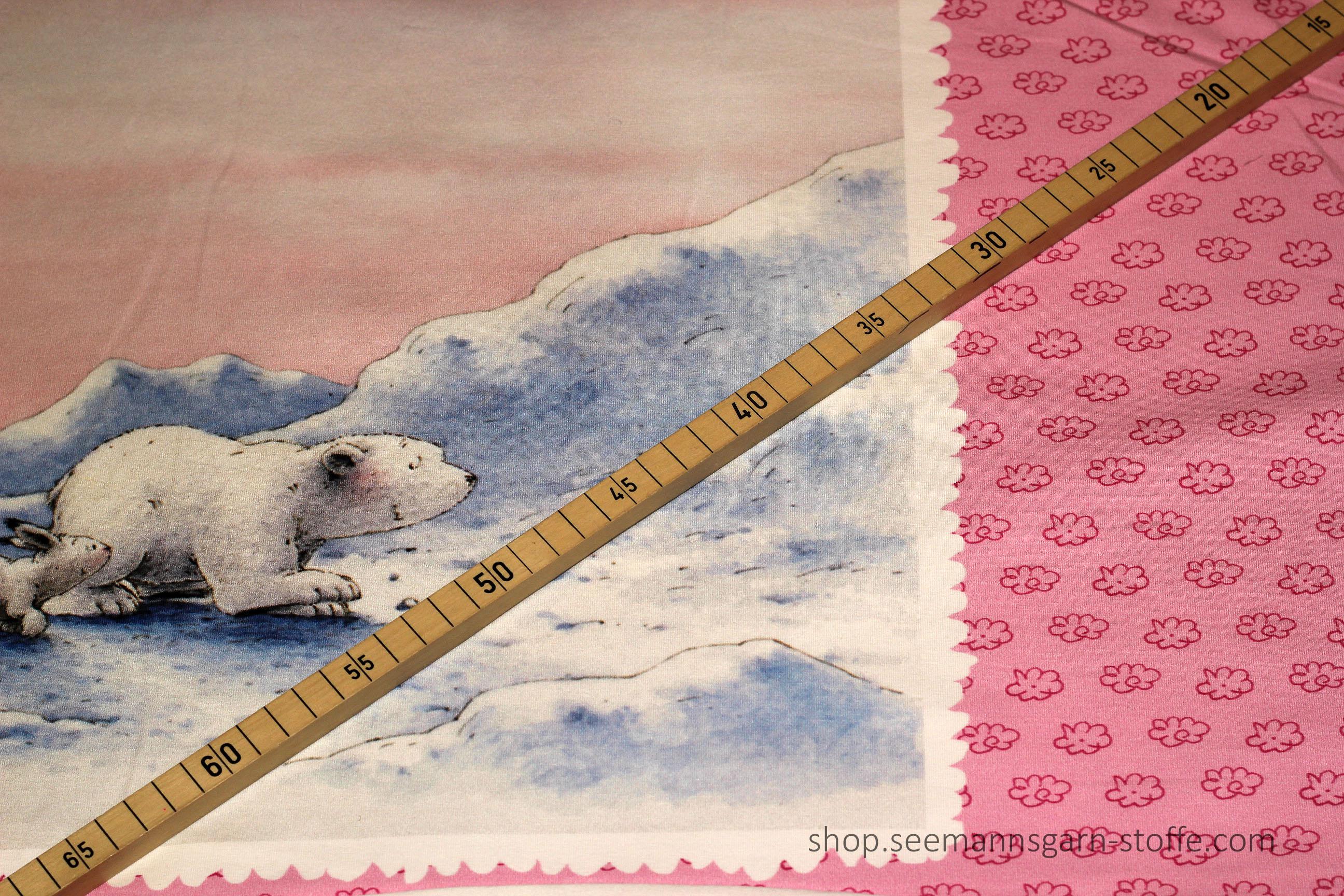 Jersey - Panel Lars der kleine Eisbär