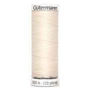 Allesnäher 200 m Garn Farbe 802 von Gütermann