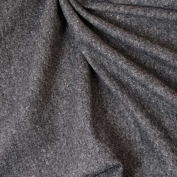 Tweed - Cardiff grau von Hilco