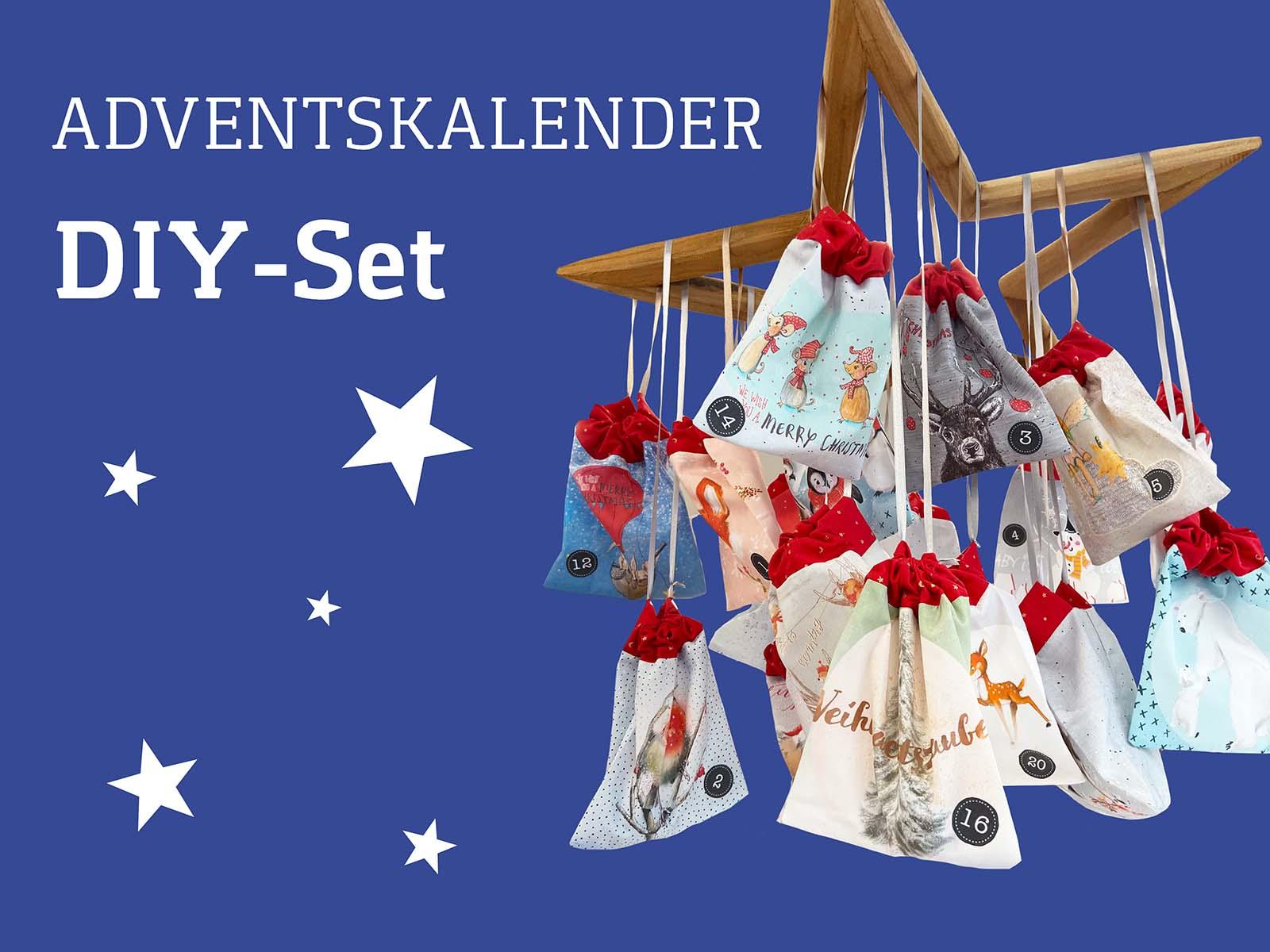 Adventskalender DIY-Set