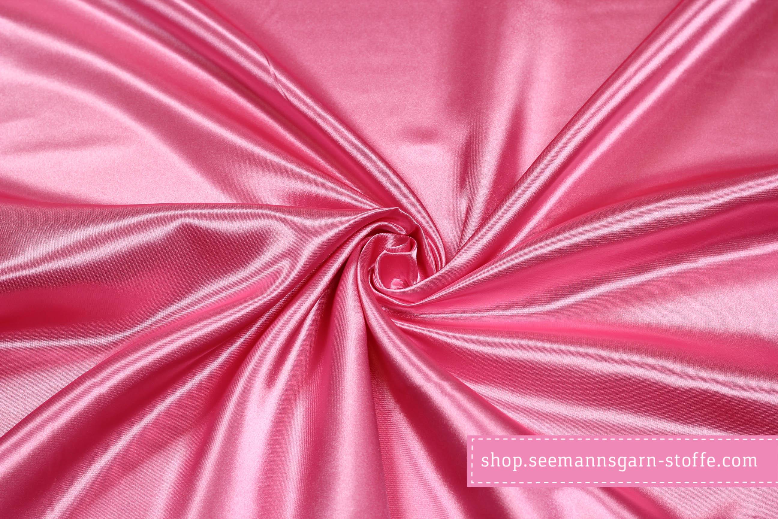 Satin Samba - Uni Pink