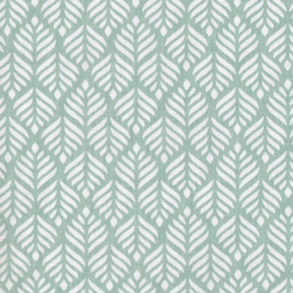 Wachstuch - Trigo Mint | Au Maison