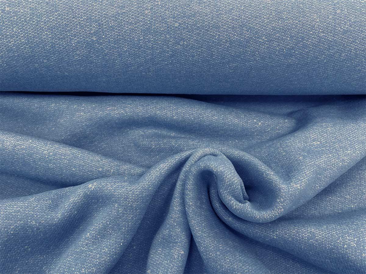 Sweat - hellblau uni