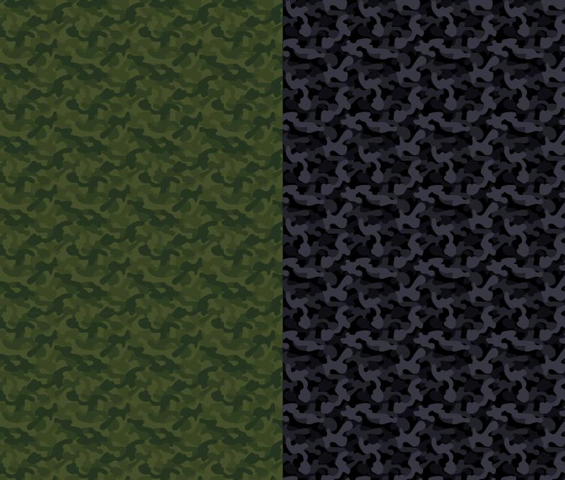 Shield Pro - Camouflage von SEEMANNSgarn & Albstoffe - antimikrobiell für Atem-und Mundmasken!