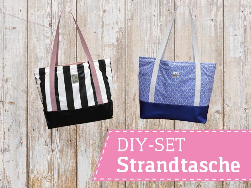 DIY-Set Strandtasche nähen von SEEMANNSgarn