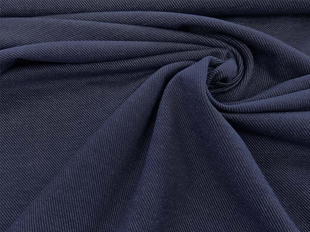 """Jersey """"Austin"""" in Jeansoptik - blau meliert - Swafing"""
