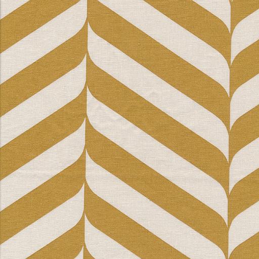 Wachstuch - Oilcloth Henri Mustard von Au Maison