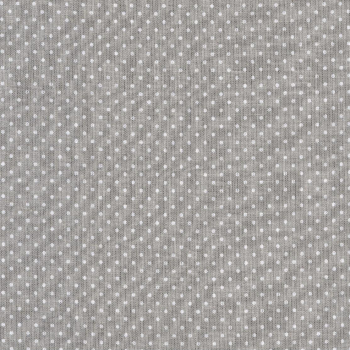 Wachstuch - Oilcloth Dots grey von Au Maison