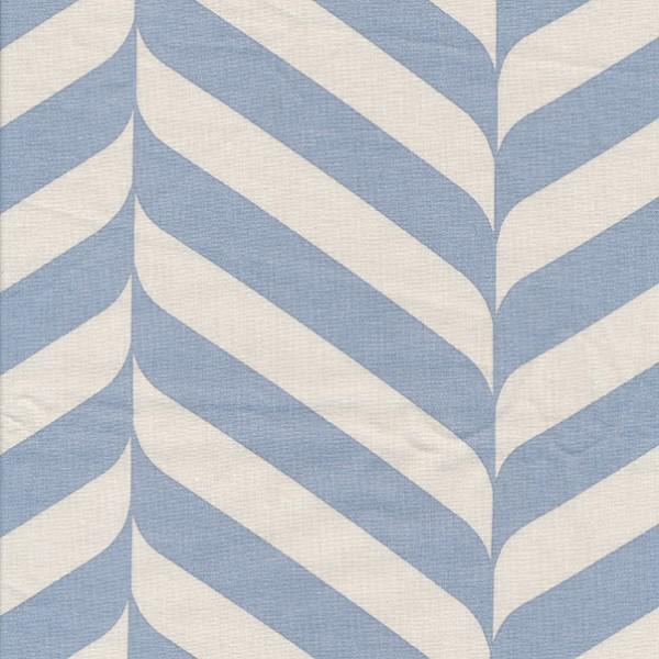 Wachstuch - Oilcloth Henri French Blue | Au Maison