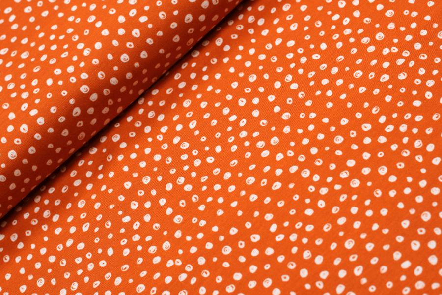 Jersey - SAFARI DOT in orange | Hilco