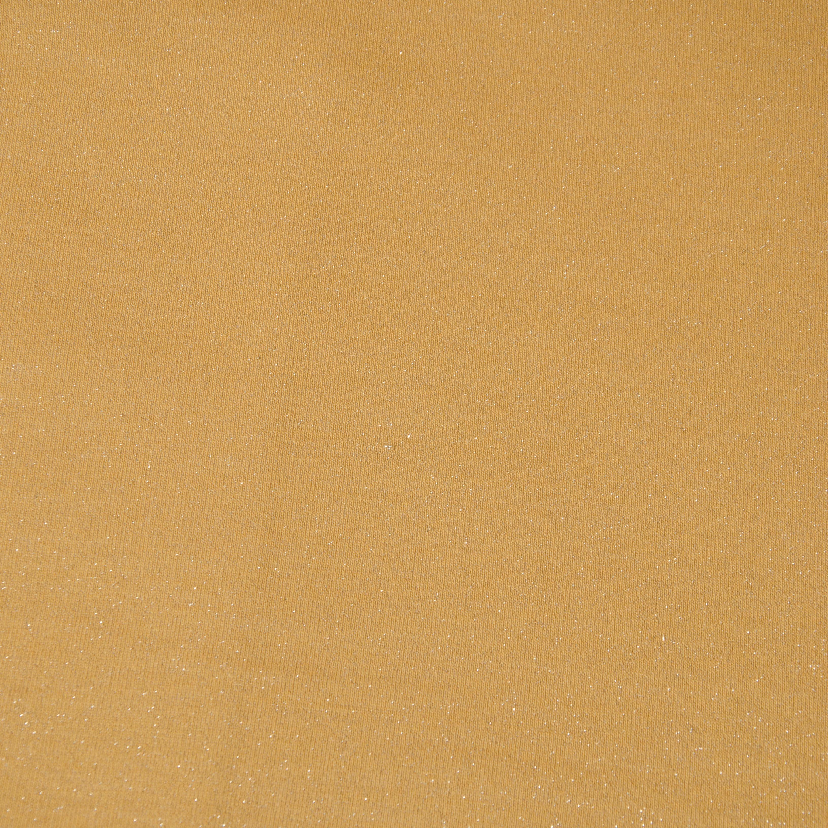 Sweat - Glitter Jogging  senfgelb von Hilco